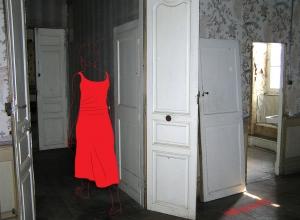 Les refuges subtils ou d´autres cellules. Serie Maternité, 2005